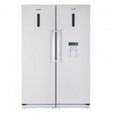 یخچال و فریزر دوقلوی اینورتر دیپوینت مدل D4iM