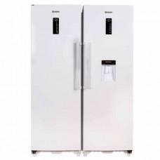 یخچال فریزر دوقلوی دیپوینت مدلD5i W